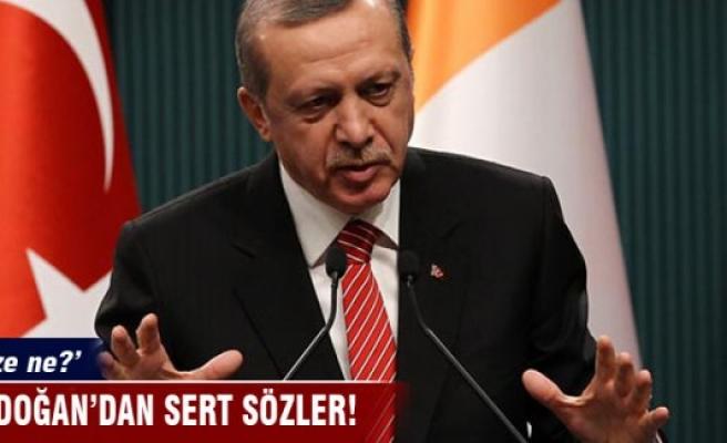 Erdoğan'dan The Economist'e: 'Size ne'