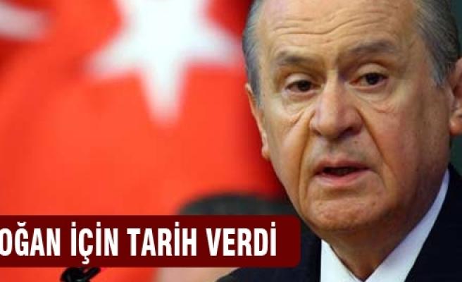 Erdoğan'ın gideceği tarihi açıkladı