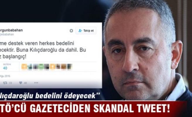Ergun Babahan'dan skandal tweet