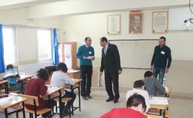 Erzincan'da Öğrenciler Ter Döktü