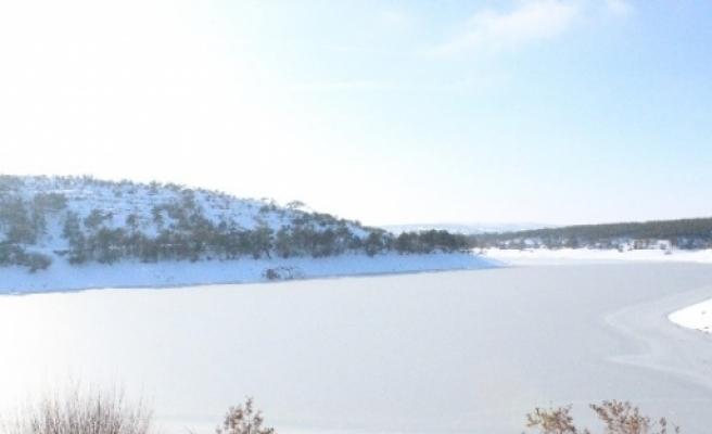 Eskişehir'de Dondurucu Soğuklar