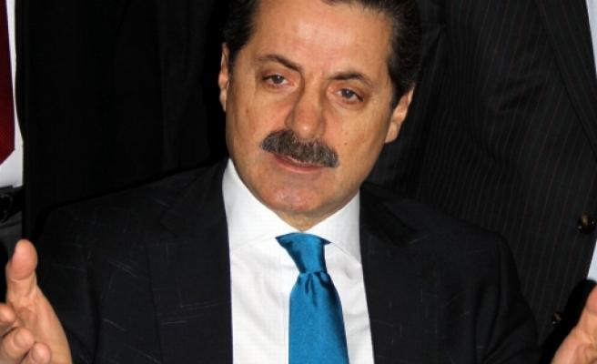 Faruk Çelik'ten Hakan Fidan'a destek