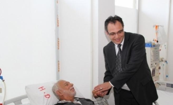 Fatsa Devlet Hastanesi Diyaliz Ve Diş Üniteleri Taşındı