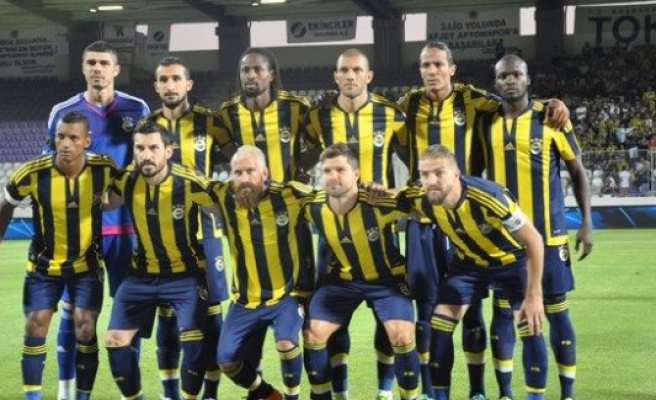 Fenerbahçe'nin yeni forma sponsoru
