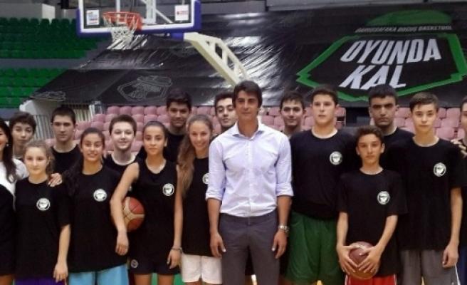 Forum Gaziantep Ve Darüşşafaka 'oyunda Kal' Etkinliği İle Genç Yeteneklere Fırsat Verdi