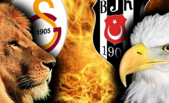Galatasaray'a ceza, Beşiktaş'a ödül