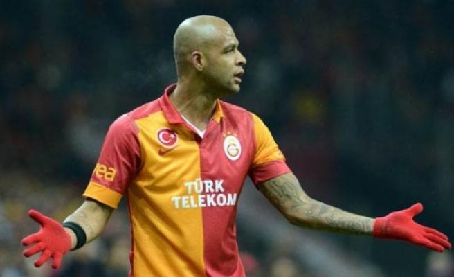Galatasaray'da Melo krizi