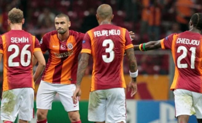 Galatasaray 38 yıl öncede yenememiş