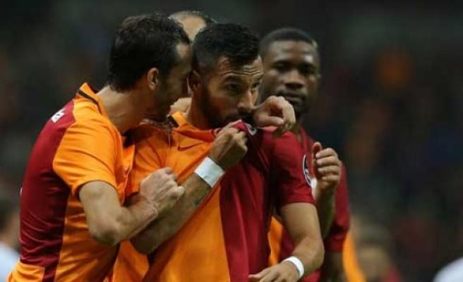 Galatasaray'ın kritik sınavı...