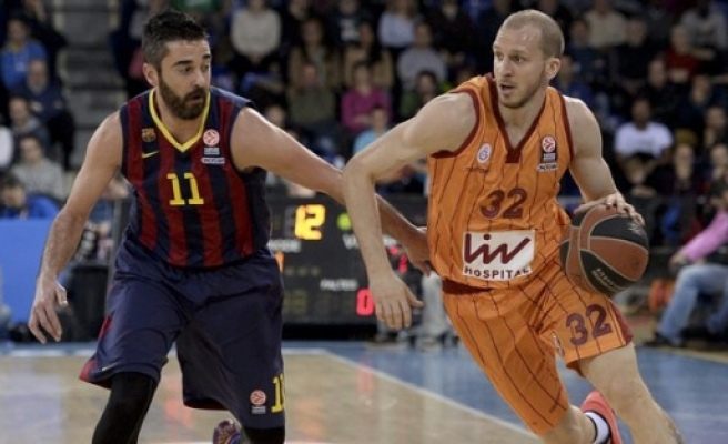Galatasaray İspanya'da dağıldı!