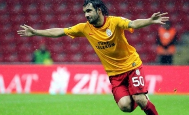 Galatasaray'a rest çekti