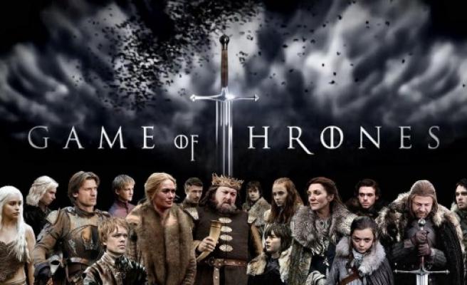 Game of Thrones'tan rekor!