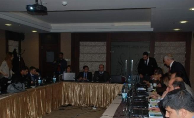 Gaziantep'te Mekansal Adres Kayıt Sistemi Eğitimi Verildi