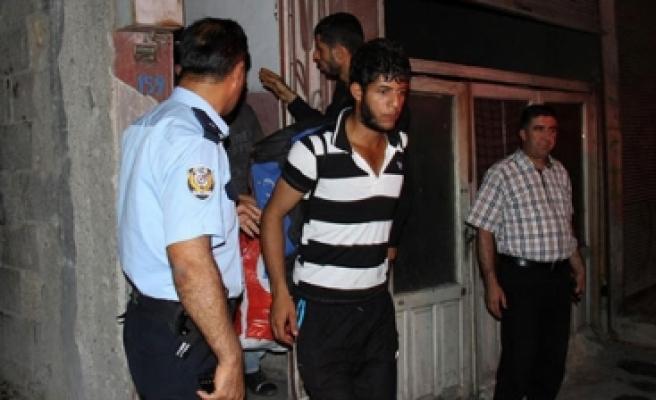 Gaziantep'te Suriyeli mülteci gerginliği