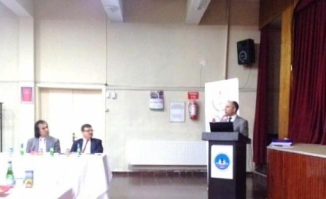 GEDİZ'DE, 'HAYAT BOYU ÖĞRENME, HALK EĞİTİMİ PLANLAMA VE İŞBİRLİĞİ KOMİSYONU' TOPLANTISI