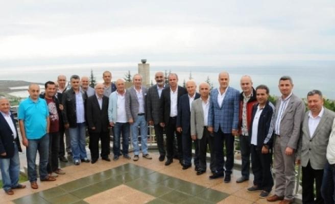 Gemlik Tso Heyeti Samsun'a Hayran Kaldı