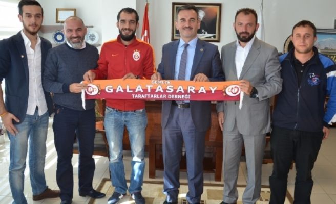 Gemlik'e Galatasaray parkı