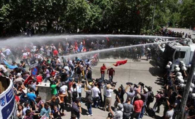 Gezi'de 35 kişi serbest