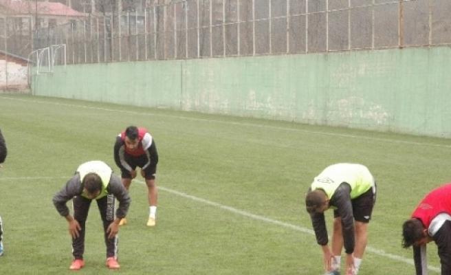 Giresunspor'da Samsunspor Mesaisi Başladı