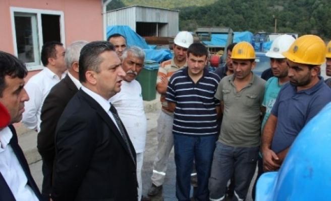 Gmis'ten Hattat A.ş. Amasra İşletmesine Ziyaret