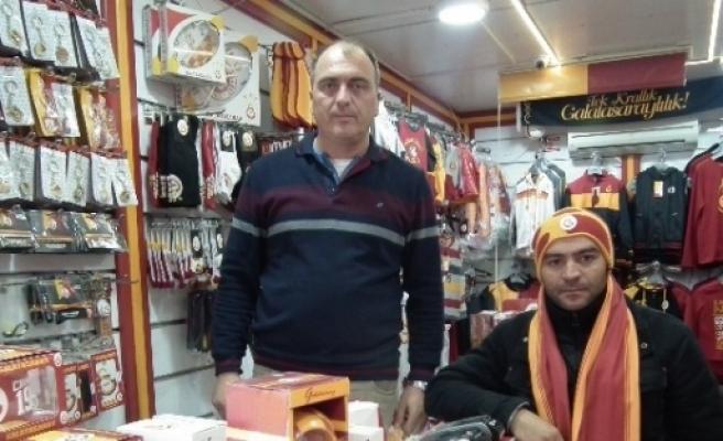 Gs Store Tırı Muratlı'da