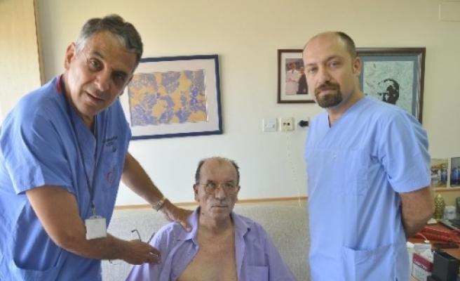 Gurbetçi Hasta Şifayi İzmir'de Buldu