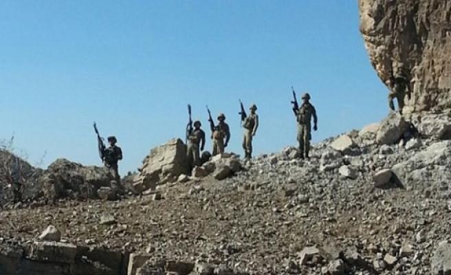 Hakkari'de 7 terörist öldürüldü, sayı 400'e yükseldi
