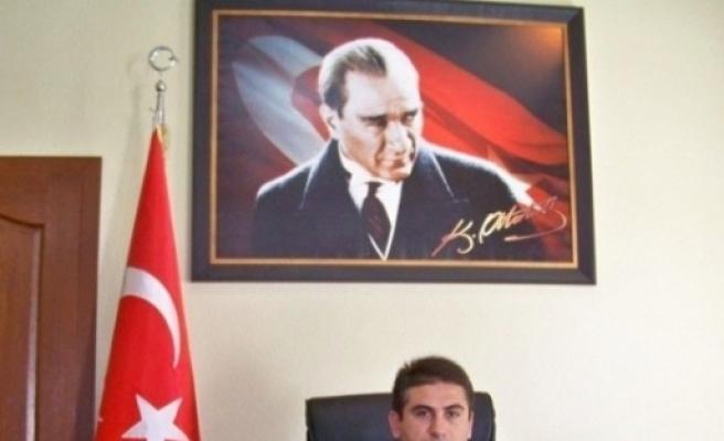 Hassa Kaymakamı Mustafa Pala Görevine Başladı
