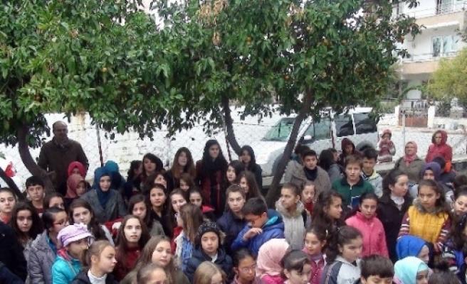 'hayat Okulu'nda İlk Ders Zili Çaldi