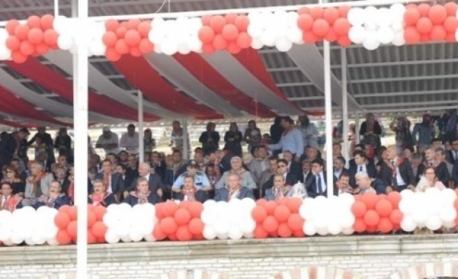 Hayme Ana'yı Anma Töreni'nde Protokol Krizi