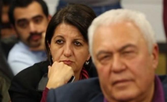 HDP'de suratlar çöktü