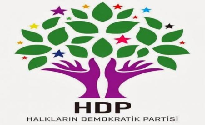 HDP Şişli Beşiktaş'ta oy kaybetti