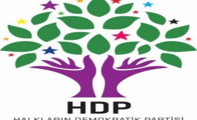 HDP'den TBMM'ye Kobani önergesi