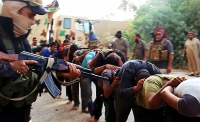 Irak ordusu katliam yaptı