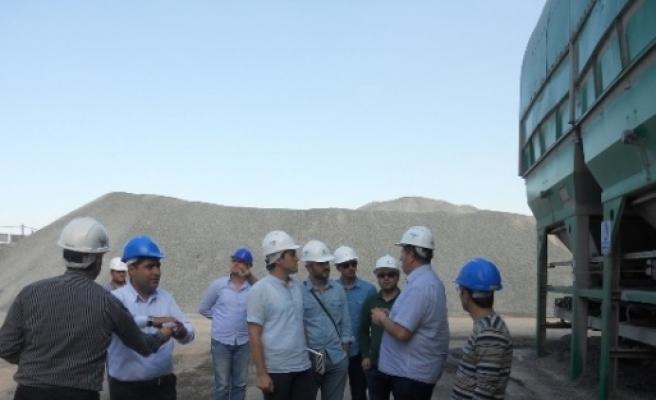 İsfalt'tan Obb Personeline 'asfalt' Eğitimi