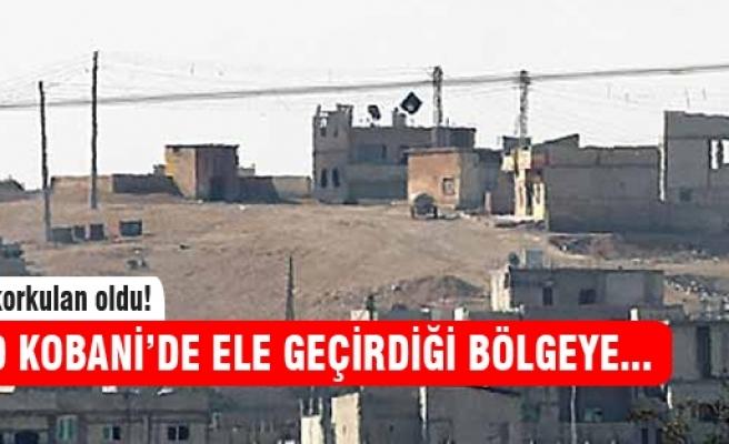 IŞİD 3. bayrağını da dikti!