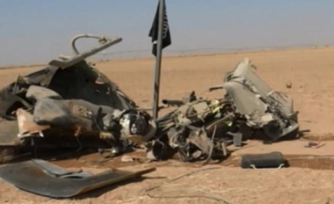 IŞİD İki savaş helikopteri düşürdü
