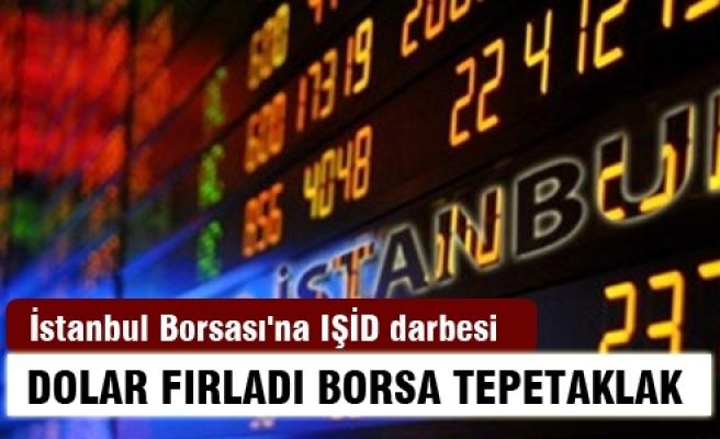 IŞİD piyasaları vurdu