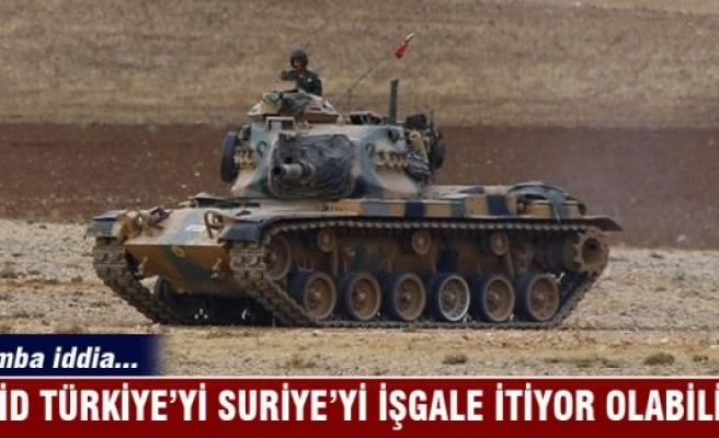 'IŞİD, Türkiye'yi Suriye'yi işgale itiyor olabilir'