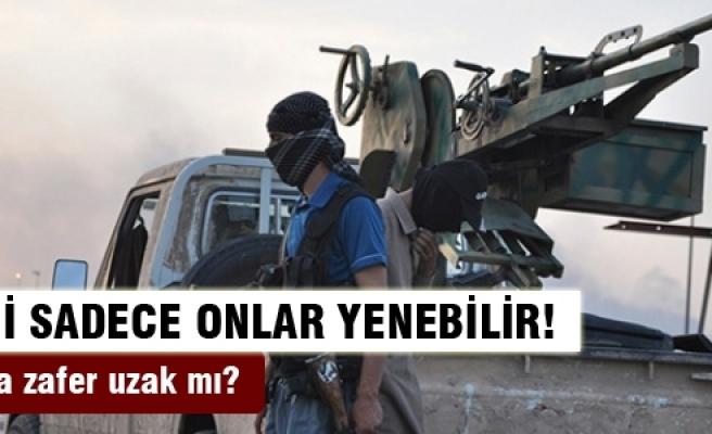 IŞİD'i durdurabilecek tek güç