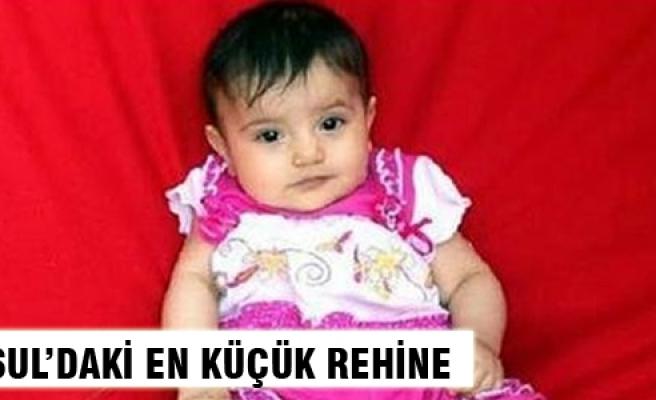IŞİD'in en küçük Türk rehinesi 8 aylık bir bebek