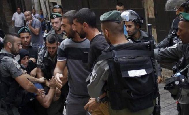 İsrailli vekillere Mescid-i Aksa'ya giriş yasağı