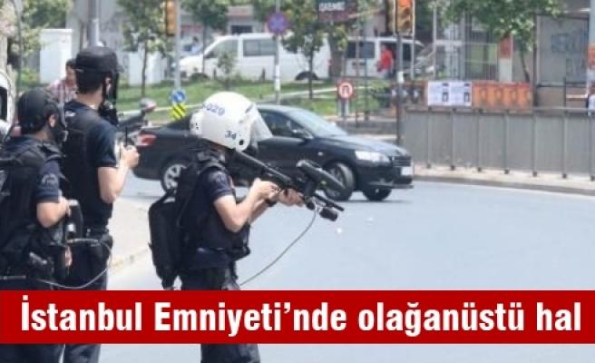 İstanbul Emniyeti'nde yıllık izinler iptal edildi