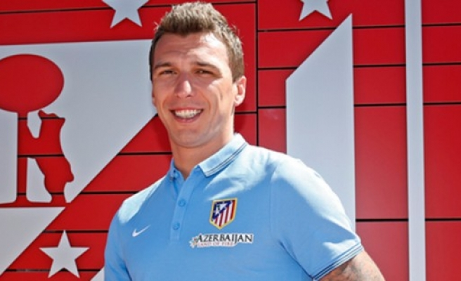 İşte Athletico Madrid'in yeni golcüsü