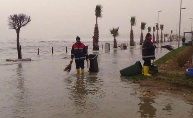 İşte Marmara'yı vuran fırtınanın nedeni!
