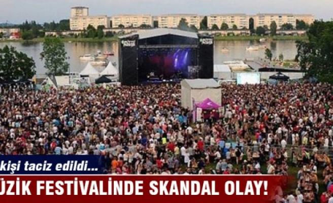 İsveç Müzik Festivali'nde taciz skandalı