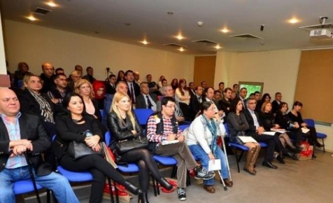 İzmir'de ''engelli Bilgi Sistemi'' Projesi Uygulanacak