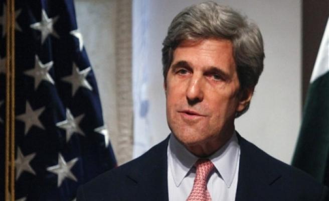 John Kerry Bağdat'ta
