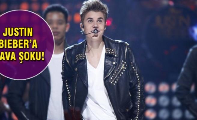 Justin Bieber'a dava şoku!