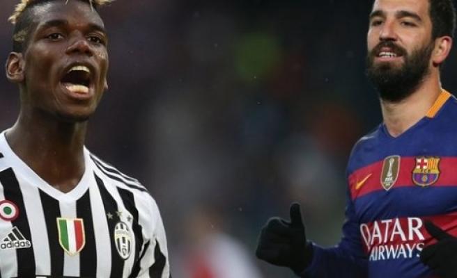 Juventus'tan Arda Turan hamlesi!